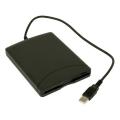 """Привод внешний FDD 3.5"""" 1.44Mb Y-E DATA USB 2.0 черный"""